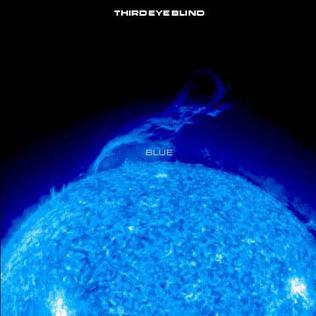 <i>Blue</i> (Third Eye Blind album) 1999 studio album by Third Eye Blind