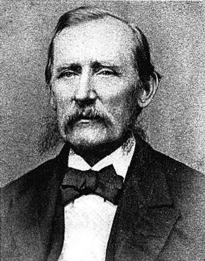 Kumlien in 1875, while at the University of Wisconsin Thure Kumlien.jpg