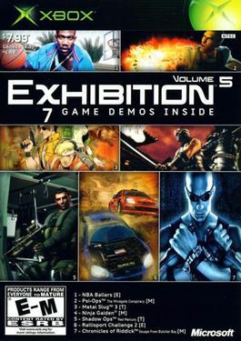 Xbox Exhibition Disks Wikipedia