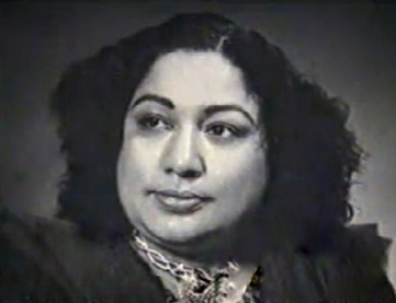 Zohrabai Ambalewali Indian singer (1918-1990)
