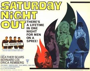 <i>Saturday Night Out</i> 1964 British film directed by Robert Hartford-Davis