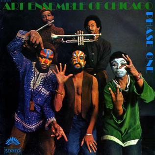 <i>Phase One</i> (Art Ensemble of Chicago album) 1971 studio album by Art Ensemble of Chicago