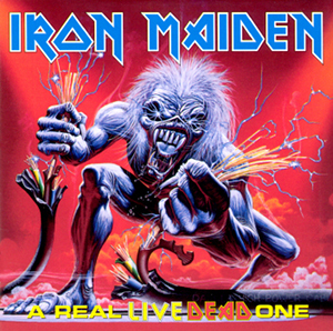 <i>A Real Live Dead One</i> 1998 live album by Iron Maiden