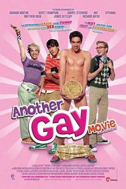 Another Gay Movie Friday, September 10, by submitting your top five gay movie nominees.