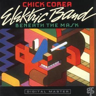 <i>Beneath the Mask</i> 1991 studio album by Chick Corea