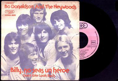 Billy, Don't Be a Hero - Bo Donaldson and The Heywoods.jpg