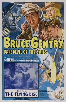 Bruce Gentry Daredevil Of The Skies Wikipedia