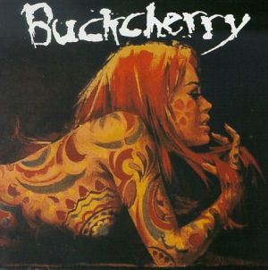 <i>Buckcherry</i> (album) 1999 studio album by Buckcherry
