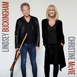 <i>Lindsey Buckingham Christine McVie</i> 2017 studio album by Lindsey Buckingham and Christine McVie