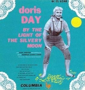 <i>By the Light of the Silvery Moon</i> (album) 1953 soundtrack album by Doris Day