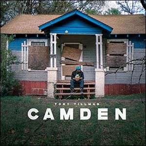 <i>Camden</i> (album) 2015 studio album by Tony Tillman
