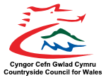 Countryside Council for Wales colour logo