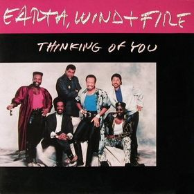 Earth, Wind & Fire — Thinking of You (studio acapella)