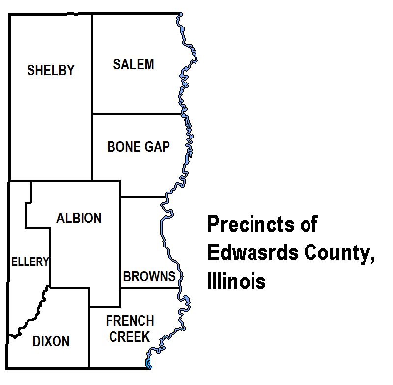 edwards county Welcome to edwards county, illinois genealogy and history volunteers dedicated to free genealogy our goal is to help you track your ancestors through time by transcribing genealogical and historical data for the free use of all researchers.