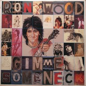 <i>Gimme Some Neck</i> 1979 studio album by Ronnie Wood