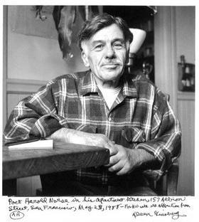 Harold Norse writer