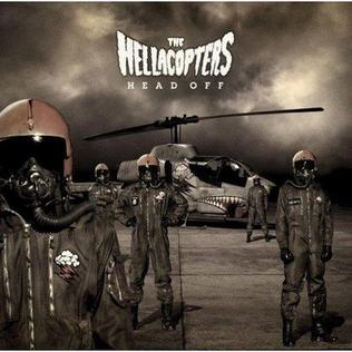 <i>Head Off</i> 2008 studio album by The Hellacopters