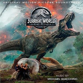 <i>Jurassic World: Fallen Kingdom</i> (film score) 2018 film score by Michael Giacchino