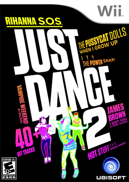 Picture of a game: Just Dance 2
