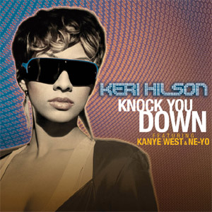 Keri Hilson featuring Kanye West and Ne-Yo - Knock You Down (studio acapella)