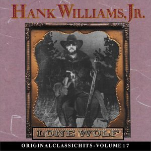 <i>Lone Wolf</i> (Hank Williams Jr. album) 1990 studio album by Hank Williams Jr.