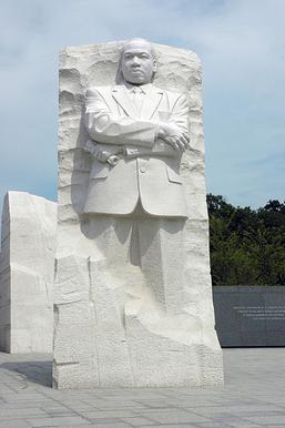 Image result for mlk statue