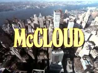 <i>McCloud</i> (TV series) American television series 1970-1977