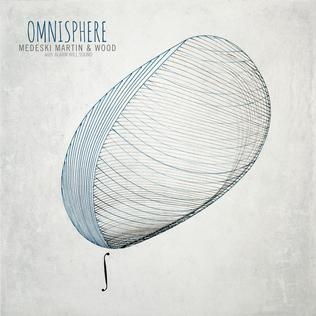 <i>Omnisphere</i> 2018 album by album by Medeski, Martin & Wood