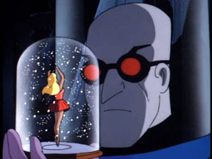 Mr. Freeze as depicted in Batman: The Animated...