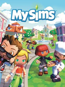 Picture of a game: Mysims