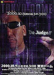 NJPW Do Judge!! 2000 New Japan Pro Wrestling event