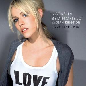 Natasha Bedingfield featuring Sean Kingston - Love Like This (studio acapella)