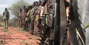 2007–2008 Ethiopian crackdown in Ogaden Military campaign of Ethiopian Army against the Ogaden National Liberation Front