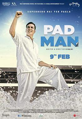 Picture of a movie: Pad Man