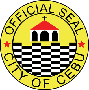 Official seal of City of Cebu