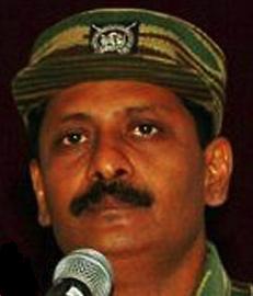 Pottu Amman (Tamil militant) Sri Lankan rebel