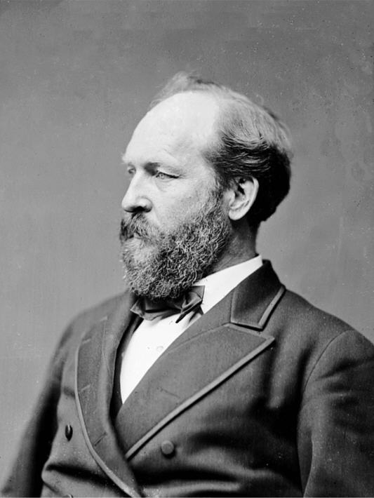 an outline on the administration of president garfield Garfield would be reelected to the house seven more times as an increasingly influential political figure, garfield was a supporter of  hard money  policies, radical republican reconstruction programs, black civil rights , and the impeachment of andrew johnson .