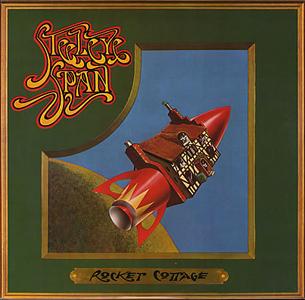 <i>Rocket Cottage</i> 1976 studio album by Steeleye Span