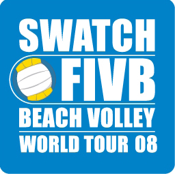 Swatch FIVB World Tour 2008 series of beach volleyball tournaments