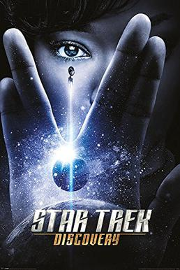 Star Trek: Discovery - Season 1 (2017) TV Series poster on Ganool