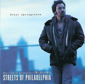 "Résultat de recherche d'images pour ""cd single bruce springsteen streets of philadelphia france"""