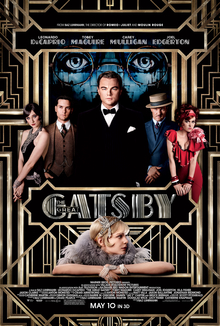 The Great Gatsby 2013 Film Wikipedia