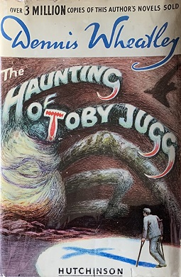 <i>The Haunting of Toby Jugg</i> 1948 psychological thriller novel by Dennis Wheatley