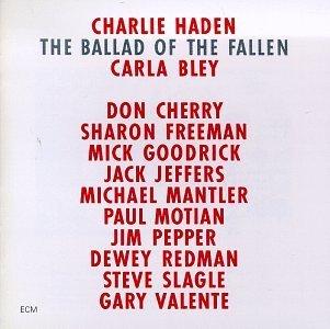 <i>The Ballad of the Fallen</i> 1983 studio album by Charlie Haden