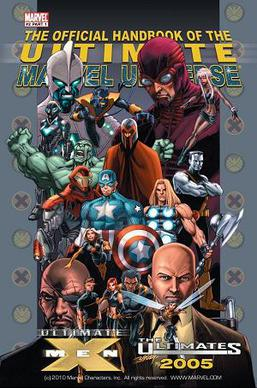 Ultimate Marvel - Wikipedia