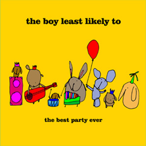 The Best Party Ever album cover