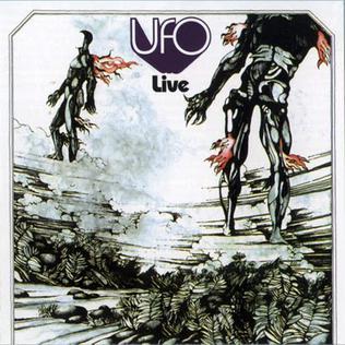 <i>Live</i> (UFO album) 1971 live album by UFO