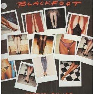 <i>Vertical Smiles</i> 1984 studio album by Blackfoot