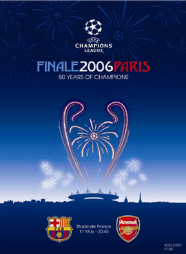 2006 uefa champions league final wikipedia 2006 uefa champions league final