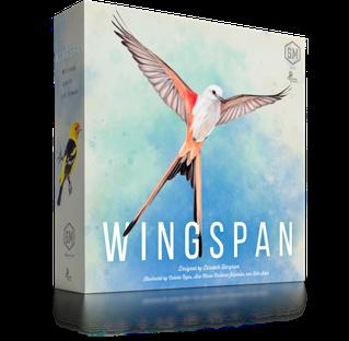 Wingspan (board game) 2019 board game